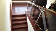 Hot Selling Good Quality Classic Design stair tread Flooring Accessories RL*270*25-30