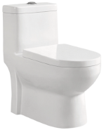 Hotselling Excellent Quality Nice Design one piece toilet T-M2620