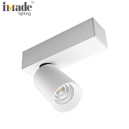 5 Years warranty 676lm 2700k 3000k 6 W cob Surface Mounted led downlights