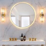 Dongguan Zhengwei Hardware Products Co., Ltd. Bathroom Mirrors