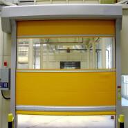 High Speed Shutter Door Fast Rapid Rolling Door