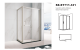 Best Seller Elegant Top Quality Personalized Design Sliding Door SE-ST711-331