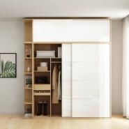 Hot Selling Good Quality Classic Design Modern Stylish Fashion Walk-in or sliding, swing door wardrobes