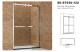 Bargain Sale Top Quality Fashion Designs Sliding Door SE-ST030-122