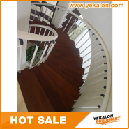 Best-Selling Best Quality Comfortable Design Curved staircase YKS-CWH3