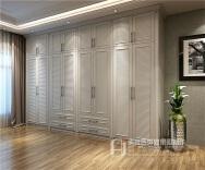 Dongguan Ouke Furniture Co.,  Ltd.  MDF Lacquer Closet