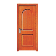 Yekalon Hotselling Excellent Quality Nice Design Solid Wood Entrance Door (PD-422)