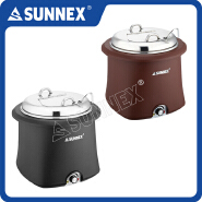 SUNNEX good price soup warmer