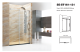 Promotional Quality Guaranteed Customized Design Sliding Door SE-ST161-121