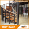Hot Sales High Standard Professional Design PVC&Wood Staircase YKS-CWH2