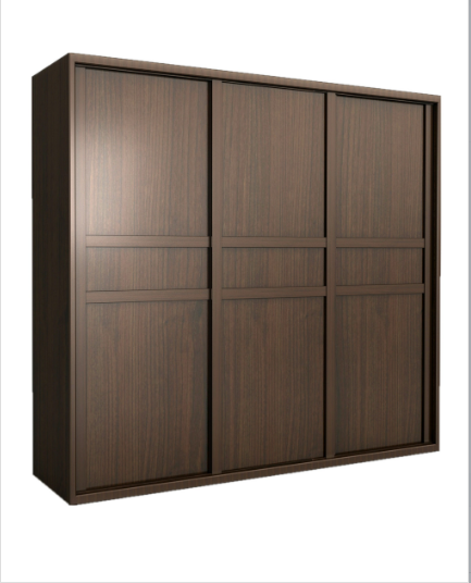 MDF Veneer Closet