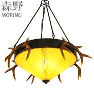 Morden large hanging led lighting iron material pendant light