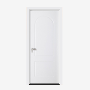 Hotselling Excellent Quality Nice Design simple and fashion Flush veneer interior door(FLD-228)