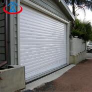 Exterior Position Roller Shutter Aluminum Garage Door