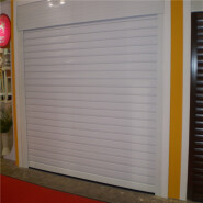 Automatic Finished Surface Roll Up High Quality Aluminum Customized Rolling Door