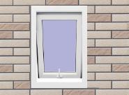 Best Seller Elegant Top Quality Personalized Design UPVC Window U-A001