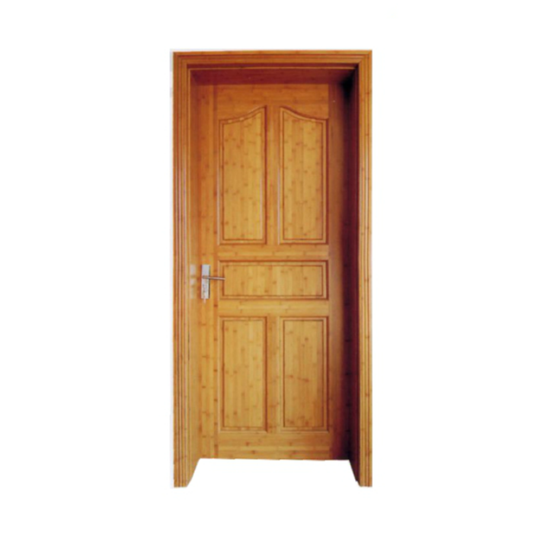 Bamboo Wood Doors