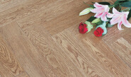 Discount High Quality Custom Made Multi-layer Engineered Flooring Herringbone Engineered Oak Floor Oak-Herringbone