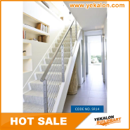 New Arrived Quick Lead Simple Design stainless steel railing YKB-SR002