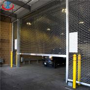 Security stainless steel grilles roller shutter door