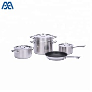 High Quality Stainless Steel Kitchen Cookware Set