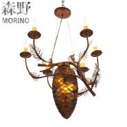 Zhongshan lighting new design chandelierHoneycomb pendant light