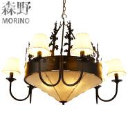 wedding rustic designer pendant lighting chandelier marriage decoration