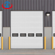 Hot Sale Automatic Industrial Rolling Door