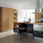 Top10 Best Selling Top Class Brand Design HPL kitchen cabinet HPL-MDF