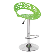 modern Style Adjustable round fashionable ABS Counter Bar Stool