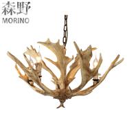 Morino 2017 Most Popular Vintage Industrial Loft Antique Iron Pendant Light