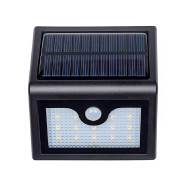 Solar Powered Outdoor 400 Lumens Motion Sensor Lights for Garden
