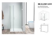 Hot Sale Super Quality Super Quality Casement Door SE-CJ361-231