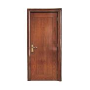 Promotions Top Grade Fashion Design Yekalon Solid Wood Entrance Door PD-420