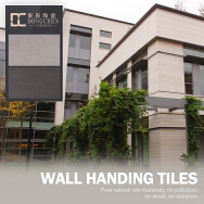 Fujian Greenway Ecology Technology Co., Ltd. Exterior Wall Tile