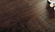 Hot Sales High Standard Professional Design Engineered Wood Flooring HS-Maple-07 molasses
