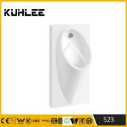 Floor Standing corner urinal for man