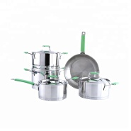 Household Stainless Steel Hot Pot/ Cookware Set