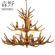 2018Modern antler chandelier lamps/lights for decoration Christmas with CE Listed