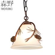 Latest Design Hot Selling Glass Shape LED Chandelier