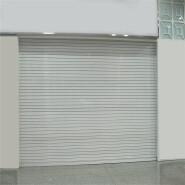 Composite Steel Fireproof Shutter Door
