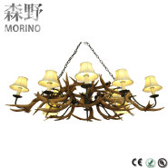Vintage industrial decorative latest product wrought iron mood lamp hanging lighting fixtures