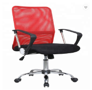 Modern office furniture mesh back chair wholesale