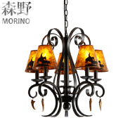 wholesale chandeliers interior decoration mica chandeliers without glass
