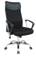 Hot sale modern bargain black manager reclining mesh chair for office