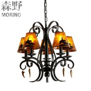 Craftmade Lodge and Cabin Ceiling Light vintage countryside style
