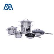 Superior materials kitchen cooking pot/ cookware set