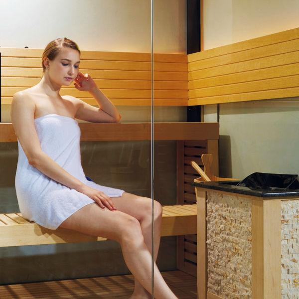 Sauna room with Chinese factory price indoor dry sauna room with CE sauna room
