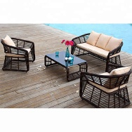 Guangzhou Beacon Peace Home Decor Co., Limited Outdoor Sofa