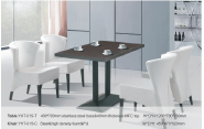 On Sale Premium Quality Good Design Hotel furniture Restaurant Furniture Dining table&chair TC-5